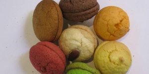Macarons artisanaux sans gluten chez Corné Dynastie Chocolatier Montpellier (® corné dynastie chocolatier)