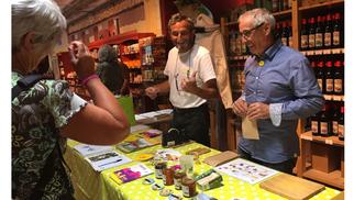 Maison méditerranéenne des Vins Grau du Roi annonce les Apidays les 23 et 24 juin 2017:  évènement dédié aux abeilles et autres pollinisateurs.