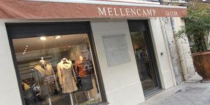 Mellencamp le Cuir Montpellier propose un Déstockage spécial pour la Fête des Mères sur les blousons en cuir et les sacs Mac Douglas.(®  networld-fabrice chort)