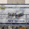 Mondial Pare-Brise spécialisé dans le bris de glace pour les particuliers et les professionnels a déménagé à Lattes !