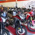 Moto Honda Montpellier à essayer chez Pascal Moto pendant les heures d'ouverture.