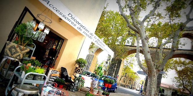 Découvrez les nouveaux arrivages déco et bijoux dans votre boutique Chuma Montpellier !(® SAAM-fabrice Chort)