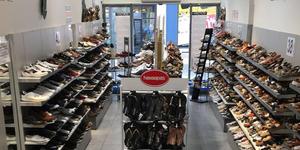 Découvrez une nouvelle démarque dans votre magasin ERBE CHAUSSEUR situé au 19 bis rue de la loge à Montpellier.(® erbé chausseur)