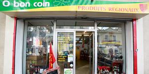 O bon coin Montpellier boutique de produits régionaux propose la rouille de seiche à la sétoise.(® SAAM-fabrice Chort)