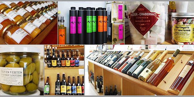 O Bon Coin vous présente ses produits de l'été de son épicerie fine du centre-ville de Montpellier.