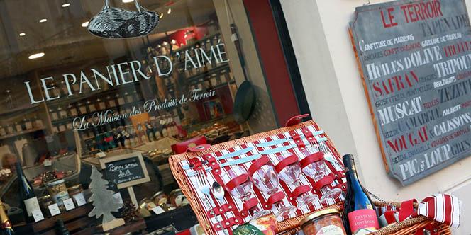 Où trouver de la truffe fraîche à Montpellier ? Chez Le Panier d'Aimé, épicerie fine du centre-ville qui propose de nombreux produits du terroir. ( ® SAAM-fabrice Chort)