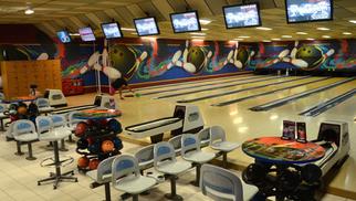 Pistes de bowling du complexe Bowling de Millau au centre commercial du Cap du Crès (credits photos : Bowling de Millau)