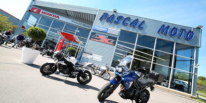 Pascal Moto Montpellier annonce sa nouvelle collection Eté à retrouver en magasin dès le mois de mars.(® SAAM-fabrice Chort)