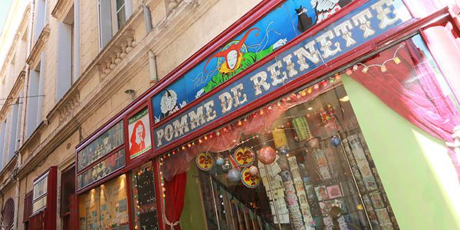 Pomme de Reinette Montpellier annonce de nouveaux arrivages de jouets à retrouver en boutique en centre-ville.