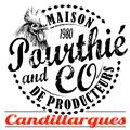 Pourthié and Co vend de la saucisse de taureau dans sa boutique de produits de terroir à Candillargues.