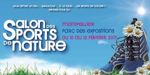 Salon des sports de nature Montpellier du 10 au 12 février au Parc des Expositions avec le soutien de France Bleu Hérault