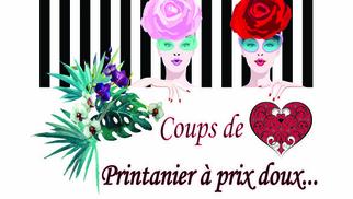 Sb créations Montpellier La Maison des créateurs annonce des prix doux sur des coups de coeur printaniers à découvrir en centre-ville.