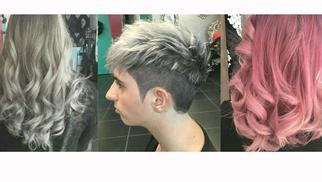 Scari Pink Montpellier propose de nouvelles couleurs métallisées pour vos coiffures, à retrouver chez votre coiffeur à Port Marianne.