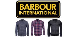 Slice of Life Shop Montpellier présente sa nouvelle Collection Barbour vêtements pour hommes à découvrir en boutique.
