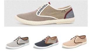 Slice of life Shop Montpellier propose les chaussures en tissus Maians fabriquées artisanalement.(® slice of life shop)