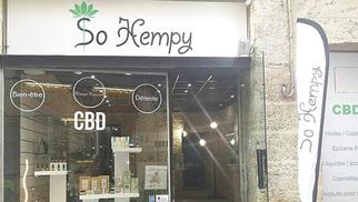 So Hempy Montpellier, la boutique de produits naturels spécialisée au cannabidiol rouvre ses portes le 11 mai.