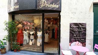 Venez bénéficier d'un déstockage exceptionnel sur un arrivage de lingerie Lise Charmel chez Lingeries Privées !(® SAAM-fabrice Chort)