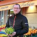 Chez Fabien Montpellier Primeur de fruits et légumes avec produits du terroir est animé par Fabien Rabou aux Beaux Arts.(® networld-fabrice chort)