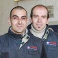Contrôle technique auto Montpellier Euromédecine et Le Crès Autovision sont dirigés par Stéphane et Antoine Martinez.(® SAAM- Fabrice Chort)