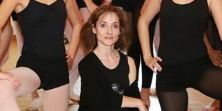 Cours de Danse Lunel à l'Espace Danse Cavier dirigé par Sylvie Cavier (® networld-Fabrice Chort)