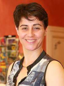 Huilerie Clermont l'Hérault est dirigée par Sandrine Baldayrou (® SAAM-fabrice chort)