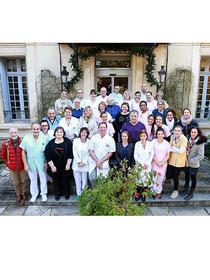 La clinique Le Castelet à Saint-Jean-de-Védas est un centre de rééducation fonctionnelle aux portes de Montpellier qui est dirigée par Sophie et Maguelonne Di Fazio. (® SAAM-fabrice Chort)