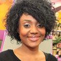 Lena Batouli du salon Royal Hair Beauty spécialiste de coiffure Afro au centre-ville de Montpellier (credits photos: NetWorld - Fabrice Chort)