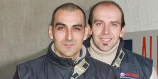 Les centres de contrôle technique Montpellier, Le Crès Autovision et Mauguio sont dirigés par Stéphane et Antoine Martinez. (® networld- Fabrice Chort)
