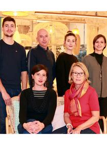 Luminaires Boudard Montpellier magasin de luminaires en centre-ville et son équipe de professionnels (® SAAM-fabrice Chort)