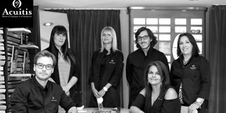 Maison Acuitis Montpellier Opticien centre-ville et Audition dirigée par Cathy Charton et Christophe Németh (® Acuitis-Fabrice Chort)