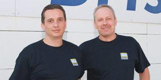 Mondial Pare Brise Lattes dirigé pas Richard Crubézi et Christophe Charlieux. (® networld- Fabrice Chort)