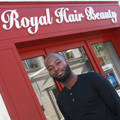 Royal Hair Beauty Montpellier Coiffeur en centre-ville est géré par Clovis Benitos. (® networld-fabirce Chort)