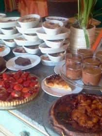 Recette du Crumble aux deux fruits du restaurant Sister s Cafe - Montpellier-Shopping.fr