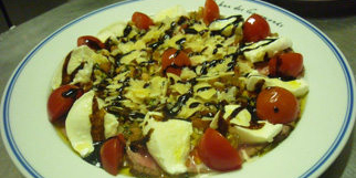 Le Ban des Gourmands Montpellier présente sa recette du Rôti de boeuf façon carpaccio à découvrir sur la place Carnot (® ban des gourmands)