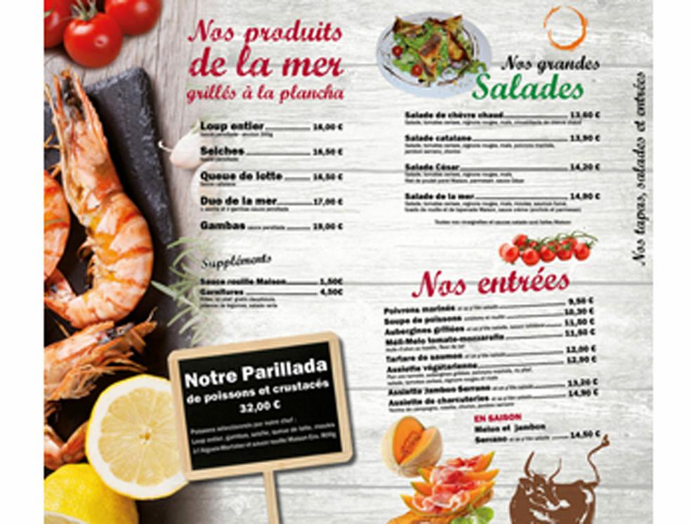 Restaurant Fruits De Mer Aigues Mortes