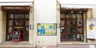 La Crêperie des 2 Provinces Montpellier au centre-ville tout proche de la Place de la Comédie (© NetWorld-F.Chort)
