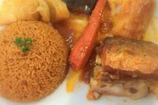 Le restaurant africain Délices Africa Montpellier et sa recette Thieboudienne (® délices africa)