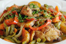 Délices Africa Montpellier Restaurant africain propose une cuisine africaine traditionnelle faite maison (® délices africa)