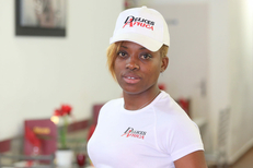 Délices Africa Montpellier Restaurant africain présente sa chef de cuisine Marie (® networld-fabrice chort)