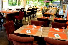 La Jalade Montpellier Restaurant avec une cuisine fait maison et ses tables en terrasse dans le quartier Hopitaux-Facultes (®networld-Fabrice Chort)