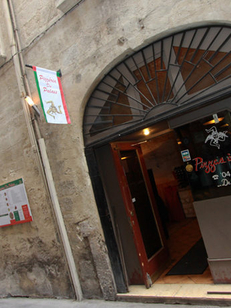 La Pizzeria du Palais Montpellier au centre-ville (® NetWorld-Fabrice Chort)