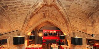 La Pizzeria du Palais Montpellier restaurant italien au centre-ville (® NetWorld-Fabrice Chort)