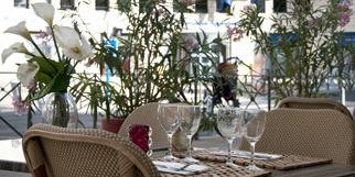 La Suite Montpellier restaurant au coeur d'Antigone dans la ville de Montpellier (® networld-S.Boirel)