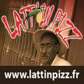 Logo de la Pizzeria Latt'In Pizz sur la commune de Lattes aux portes de Montpellier