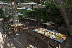 Extérieur du restaurant Le Bazar dans le quartier Aiguelongue de Montpellier (credits photos :Le Bazar)