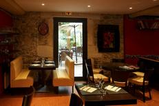 Salle du restaurant Le Bazar dans le quartier Aiguelongue de Montpellier (credits photos :Le Bazar)