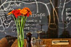 Café Léon Montpellier Restaurant centre-ville dans quartier Saint Roch (® SAAM)