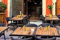 Café Léon Restaurant Montpellier et ses tables en terrasse (® SAAM)
