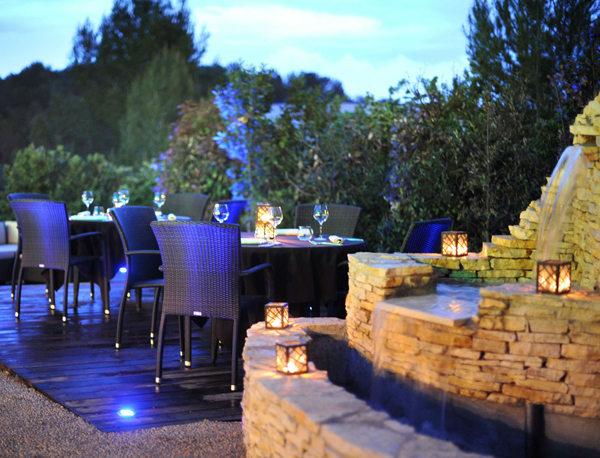 Restaurant Le Clos Des Oliviers St Gely Du Fesc