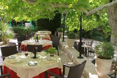 Le Mazerand Lattes restaurant gastronomique près de Montpellier propose des tables en terrasse (® networld-fabrice Chort)
